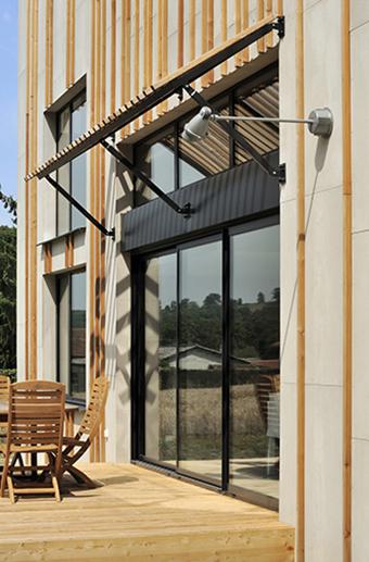 maison ossature bois – Isère