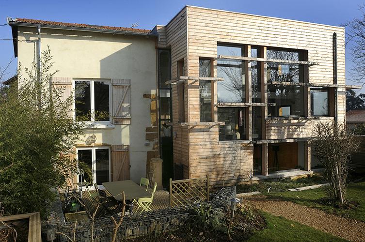 Extension bioclimatique – Rhône