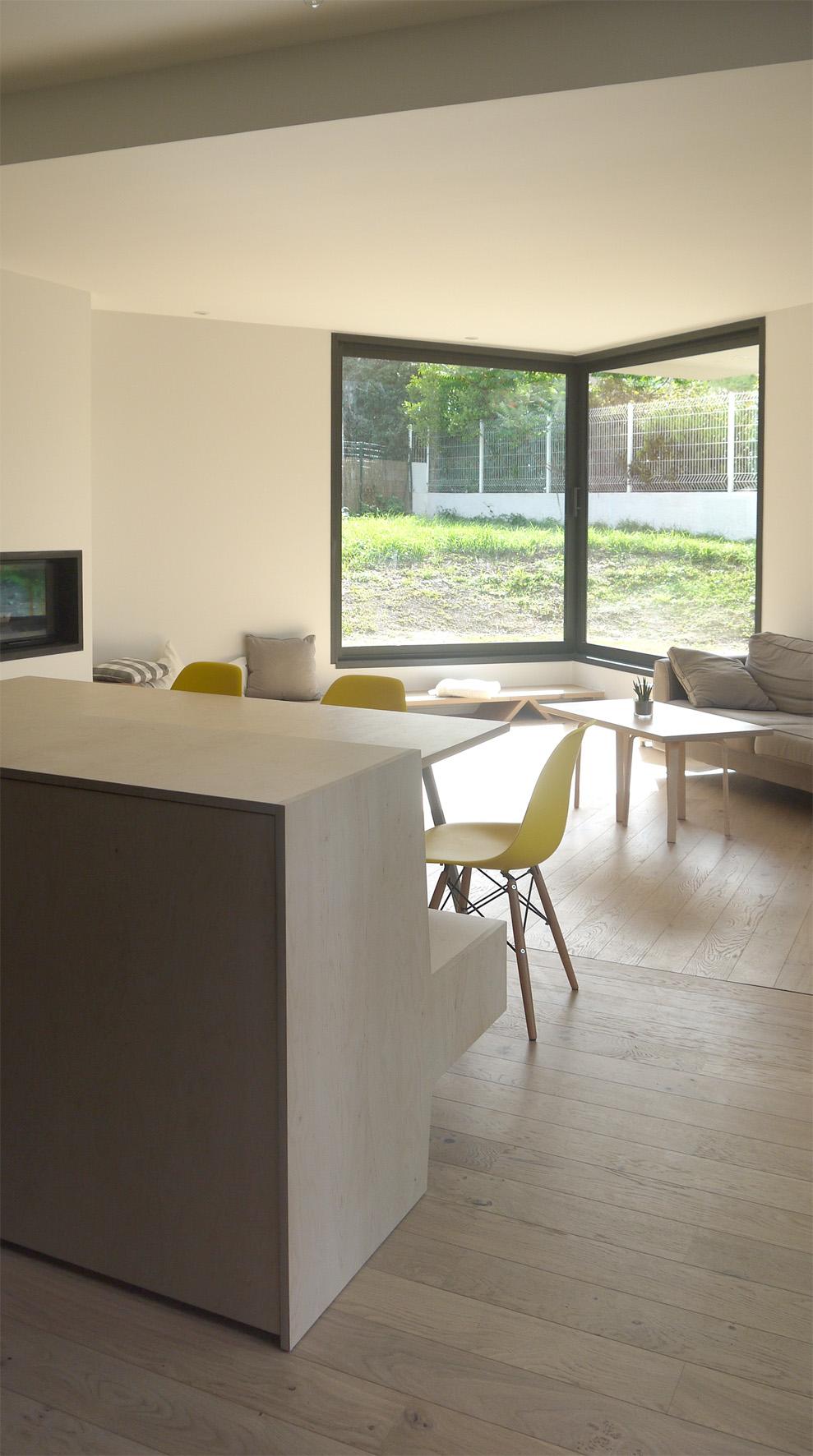 maison ossature bois Rhône