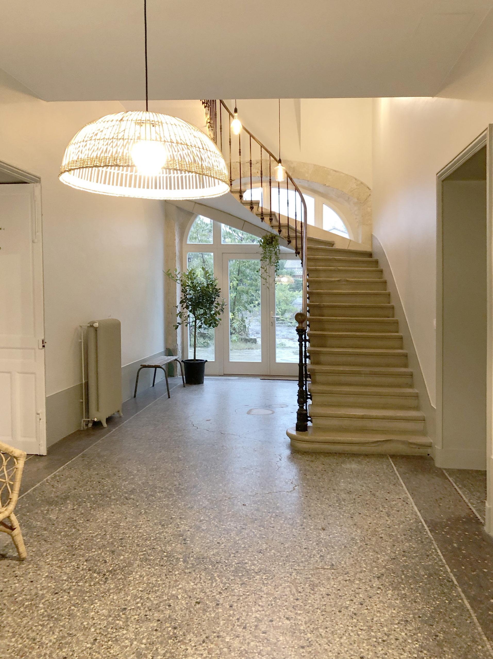 Rénovation maison Maître 400m2 Drôme